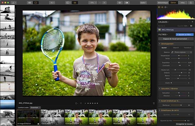 Téléchargez gratuitement Luminar 3 et Aurora HDR 2018 , les logiciels d'édition photo de Skylum