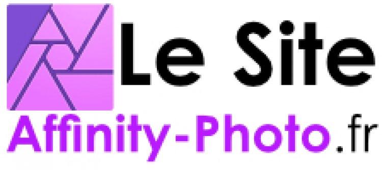 Le site dédié à Affinity Photo
