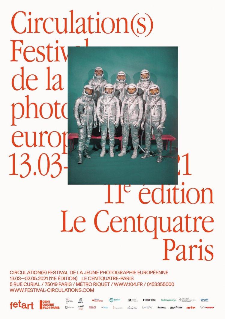 La 11ème édition est décalée du 13 mars au 2 mai 2021 au CENTQUATRE-PARIS