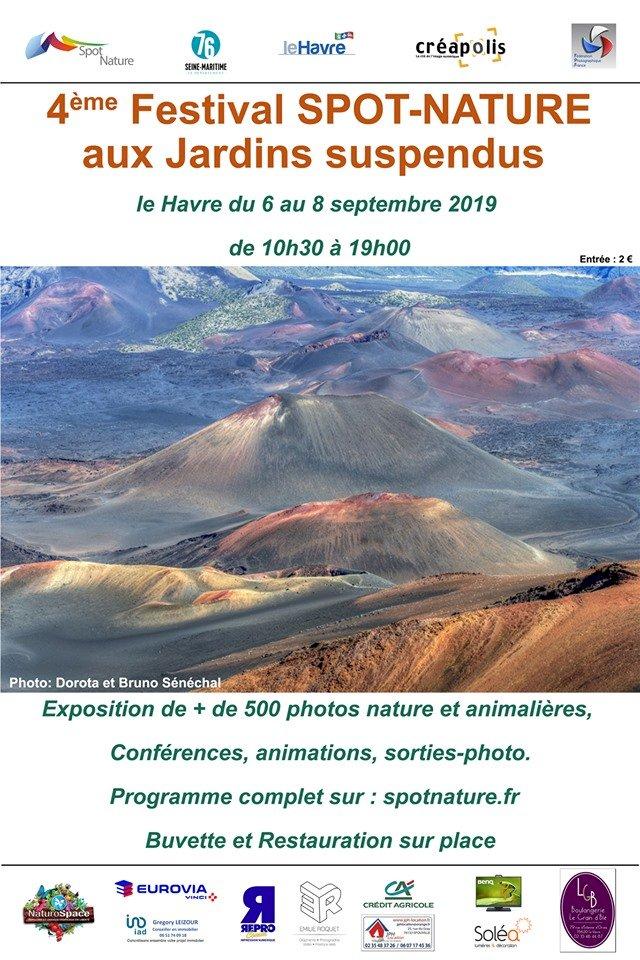 4è Festival Spot-Nature au Havre