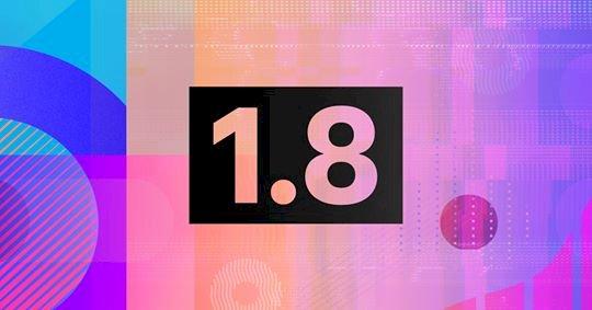 Nouvelle version 1.8 des logiciels Affinity