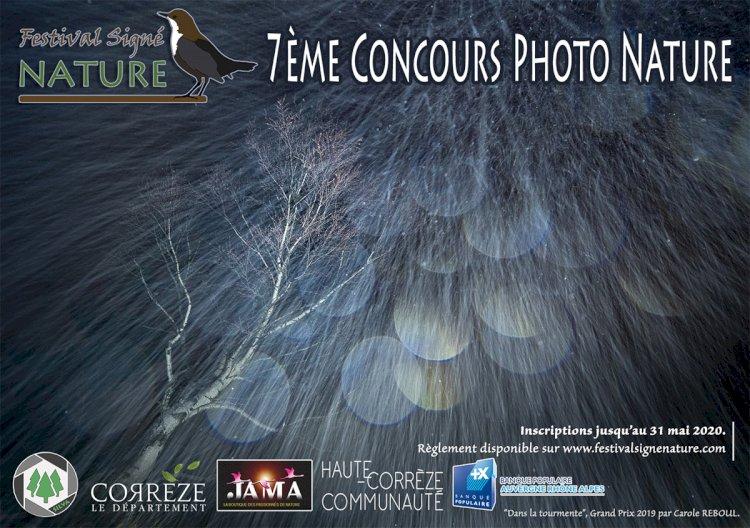 Le concours photo du festival Signé Nature 2020