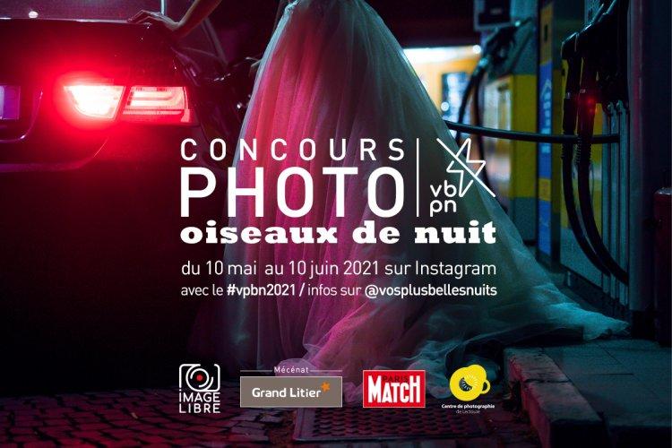 Troisième édition du concours photo @vosplusbellesnuits